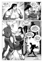 Tifa and Cloud 010 by bokuman