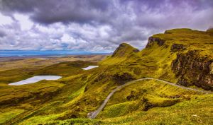 Quiriang, Isle of Skye, Scotland by Raiden316