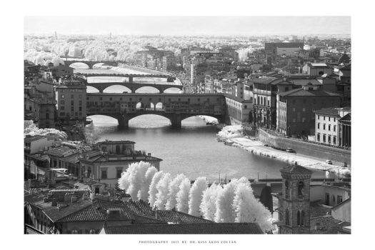 Florence IR - II by DimensionSeven