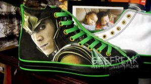 Loki: Converse WIP 2 by GeeFreak