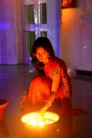 Taming the Flames by siddharth-singh
