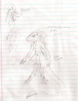 Unused Aven Design by Jesus-lizard