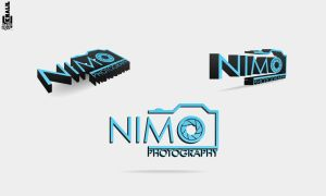 Nimo Photography Logo by Khaalil