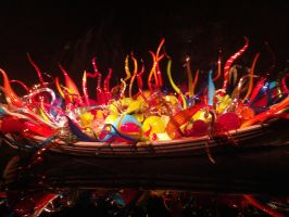 Chihuly Exposition_Musee Beaux-Arts Montreal_5 by SabArtFan