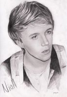 Niall Horan by Gothvm