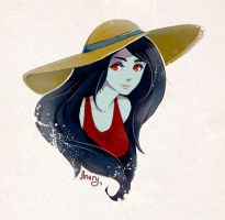 Marceline by Anary