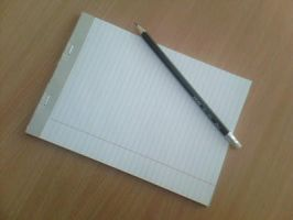 handmade notebook p1 by LinuxEvolution