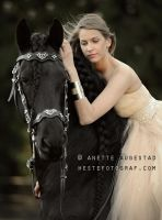 Beauty And The Prince by Hestefotograf