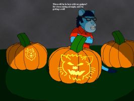 Waiting for the Great Pumpkin- CE by KBAFourthtime