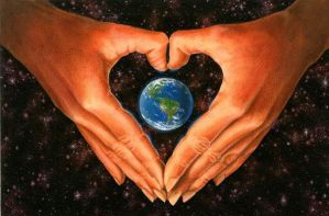 Love of Earth by SMichanczyk