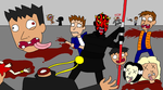 RT - Maul Massacre by LUVKitty13
