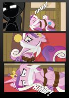 Contained Cadance p3 by radiantrealm