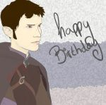 Happy birthday Toby Turner by SchoolMiri