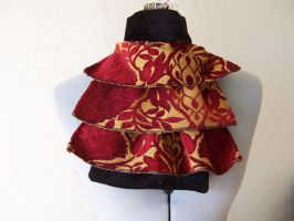 Steampunk Fall Forrest Cravat by NovelPashion