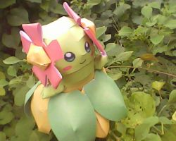 blossom papercraft by turtwigcuTey