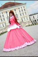 Juliet Capulet Cosplay by Cytanin