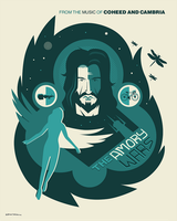 Coheed and Cambria: The Amory Wars by Jurassickevin