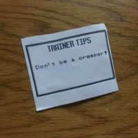 Trainer Life Tips by TheDreamerWithin616