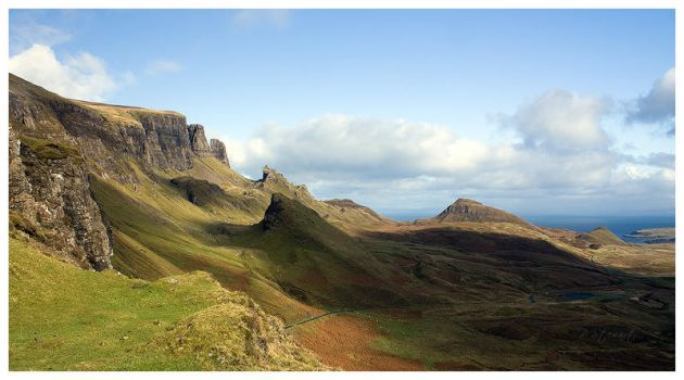 Quiraing II by FlippinPhil