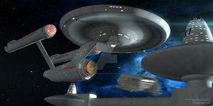A Quick Pit Stop by trekmodeler