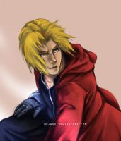 Edward Elric by MrJago