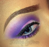 Candy Purple by SirenArtistry