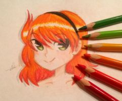 Ashleigh colours by Sketchcee