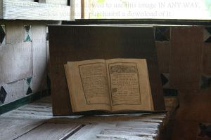 Ancient Book Stock by PzychoStock