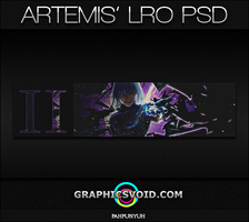 Riku LRO PSD by Artemis-Graphics