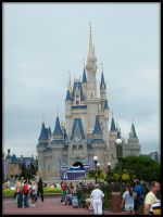 1 - Cinderella's Castle by Timitu