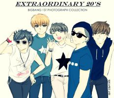 BIG BANG:Extraordinary 20's by IDASWANZ