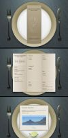 Restaurant Template by chopsky