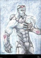 mr.freeze by Kitfisto28