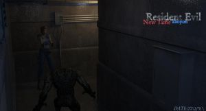Resident evil Remake New Time by kaoyon