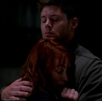 Dean and Charlie by JOtey