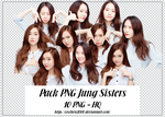 PACK PNG #37: Jung Sisters by CeCeKen2000