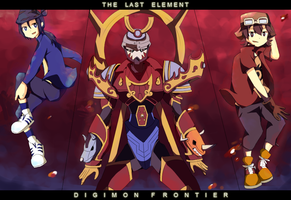 The last element by blearry1