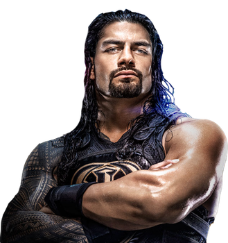 Roman Reigns Render 1 by BLACKrangers123