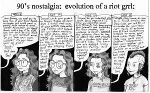 Riot Grrrl Forever by Magzdilla
