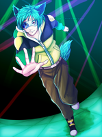 Hit the Dance floor! by MonochromeAgent