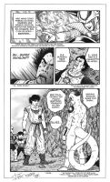 Dragon Ball Z99X Project Pg 03 by danielcunha99x