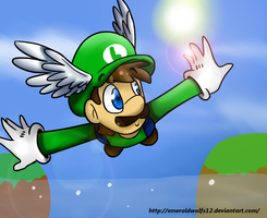 FLY by MariobrosYaoiFan12
