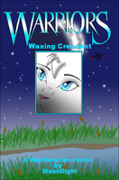 Waxing Crescent Cover by Moonflight-RiverClan