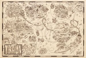 Traun Story Map by ColbyBluth