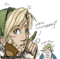 Chilly Link by Jacyll