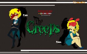 AT: The Creeps by 3xj