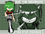 [GIFT] [SSR3] Unique the Hedgehog -update- by KnightNicole