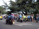 Olympic Torch Relay Higham 2012 10 by Bumble2011