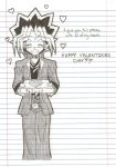 Yuugi Valentine's Day by AibouFTW