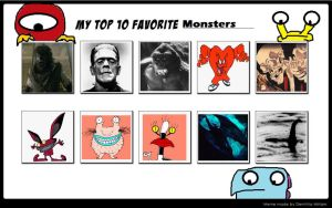 My Favorite Monsters